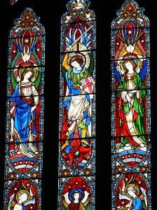 Archangels: Michael, Gabriel, and Raphael | Saints Resource